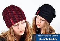 Двухстороняя шапка LaVisio (195)., фото 1