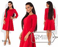 Красивое женское платье,норма,р.42,44,46 Фабрика Моды