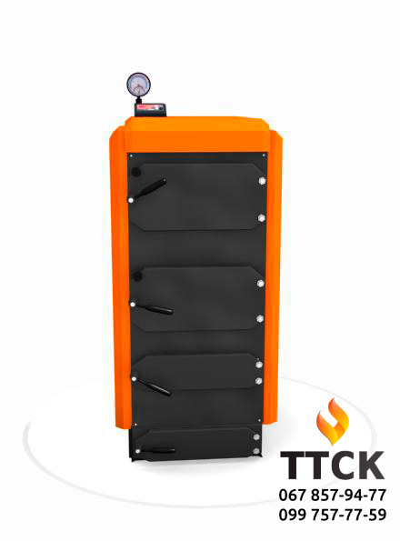 Твердопаливний котел тривалого горіння КОТэко Watra(Ватра) 150 кВт