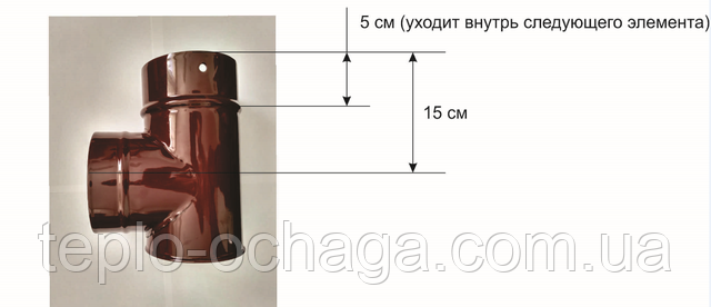 дымоход дюваль