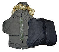 Куртка для мальчиков на флисе оптом, F&D, 5/6-15/16 рр., арт. 1032