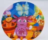 Детский набор посуды три прибора: Лунтик