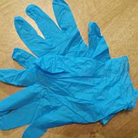 Перчатки Arzt plus нитриловые неопудренные