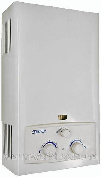 Газовый проточный водонагреватель Ariston DGI 10L CF NG Superlux
