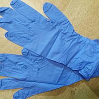 Перчатки нитриловые nitril skin 200  шт/уп