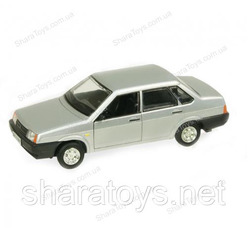 Моделька машины ВАЗ 21099 от Автопром