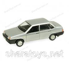 Моделька машини ВАЗ 21099 від Автопром
