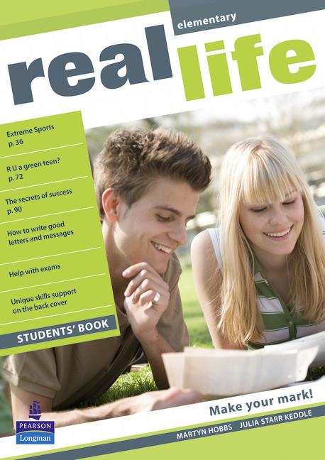 Real Life Elementary Student's Book (учебник )