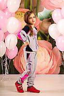 Детский спортивный костюм Stylish Family Look цвет Малиновый