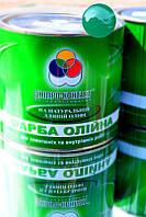 Краска масляная Днепр-Контакт зеленая 2,5 кг, фото 1