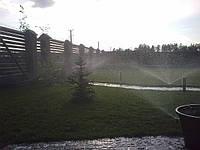 Полив газона Киев