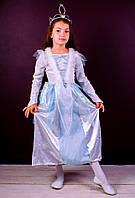 Снежная королева дисней рокат карнавального костюма