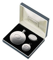 Подарочный Набор Dalvey D00563 (фляга, компас, брелок с фонариком)