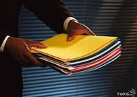 Оформлення пакету документації по атестації робочих місць за умовами праці