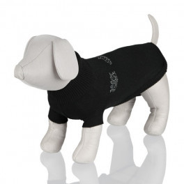 "Пуловер Trixie ""Kingston"", черный, S: 35 см"