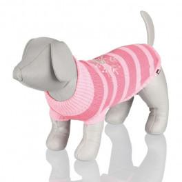 Свитер для собак Trixie Richmond, розовый, 35см