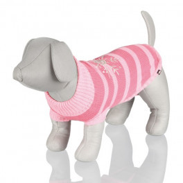 Свитер для собак Trixie Richmond, розовый, 40см