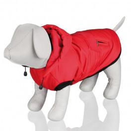 """Пальто Trixie """"Palermo"""" Трикси """"Палермо"""", зимнее, красное, M: 50-55 см"""