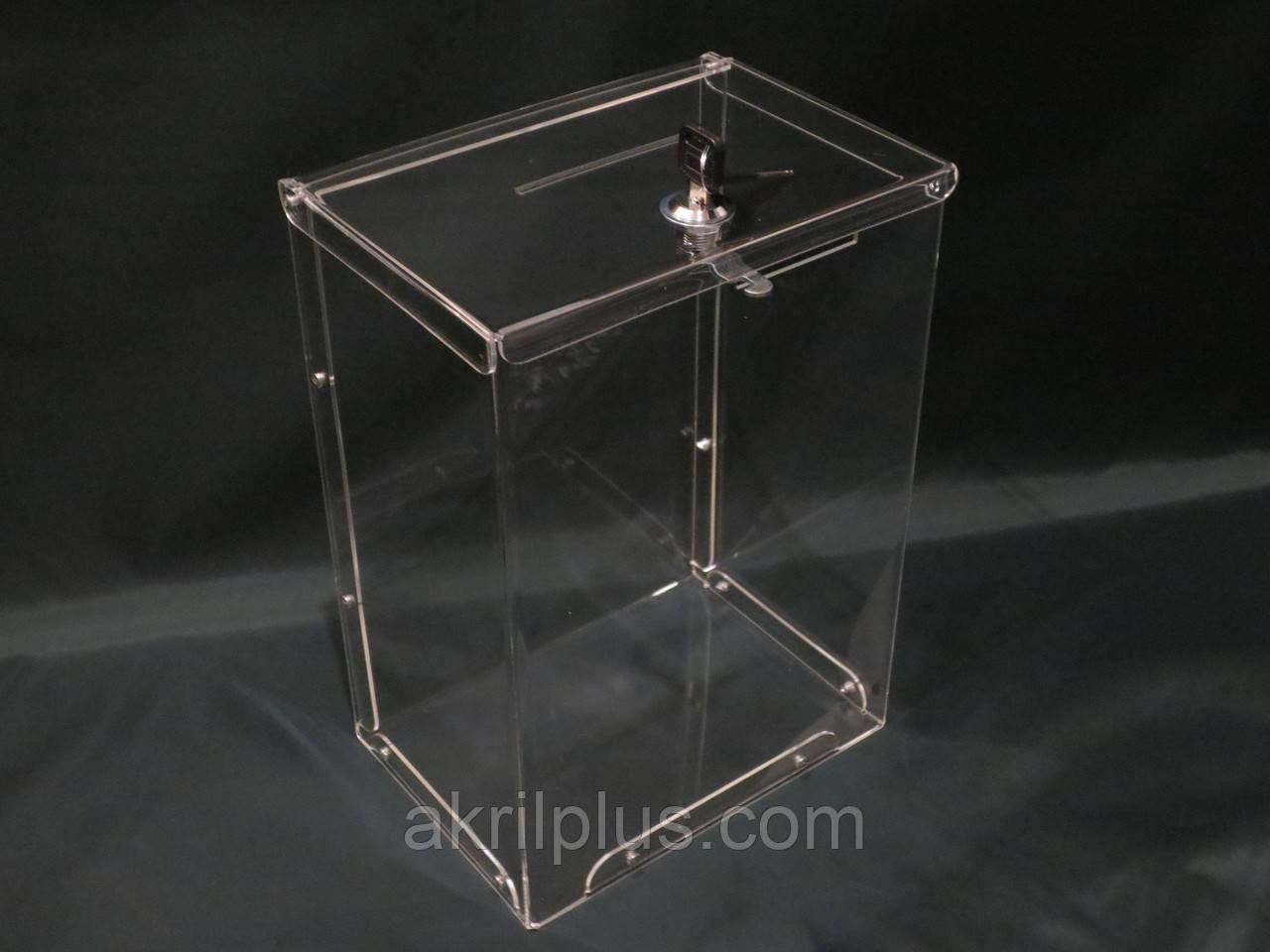 Ящик для пожертвований 500*800*500