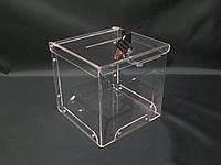 Коробка для благотворительности 300*300*300