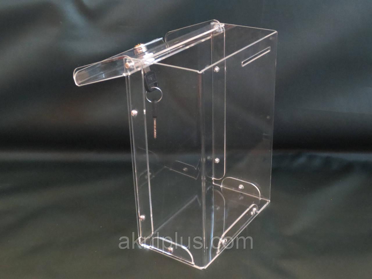 Коробка для пожертвований 600*400*200 мм