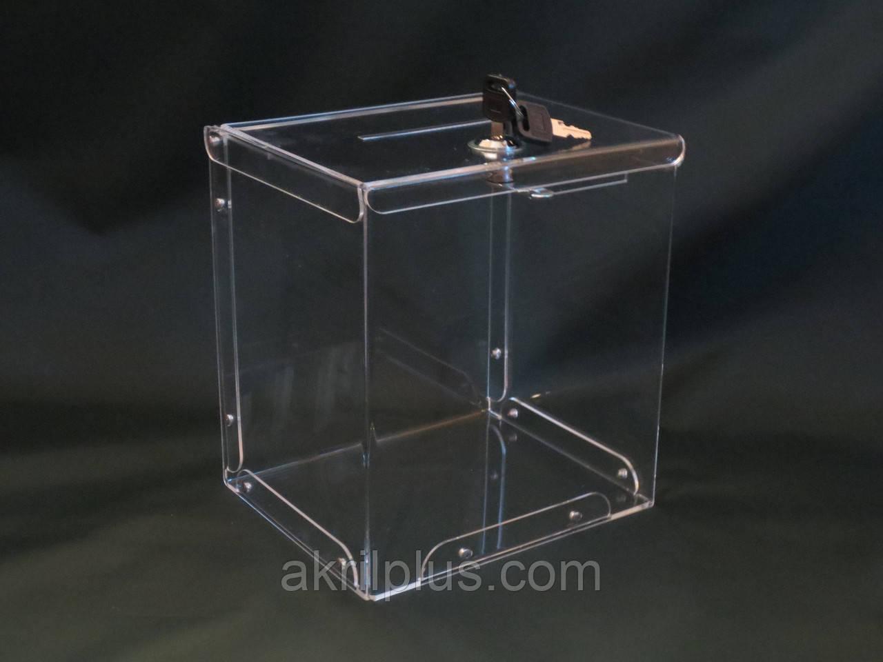 Ящик для пожертвований 200*180*150