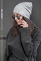 Женская  шапка с блестками