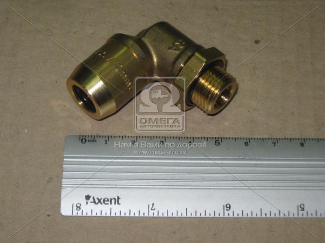 893 831 295 0 | З'єднувач аварійний метал. (зовн. різьба) M16x1.5 d-12 трубки ПВХ (в-во WABCO)