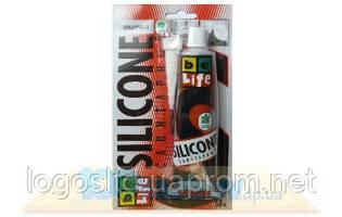 Силиконовый герметик 50мл.Belife (белый/прозрачный)