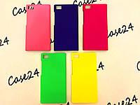 Чехол накладка бампер Alisa для Xiaomi Mi3 (5 цветов)
