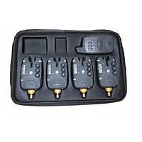 Набір сигналізаторів FA211-4 з пейджером 4+1