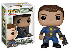 Фигурка Funko Pop Фанко ПопОдинокий Путник Lone Wanderer Фаллаут FalloutF LW 47