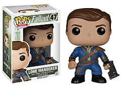 Фигурка Lone Wanderer Фаллаут Fallout Funko Pop#47