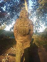 Тактический навес на рюкзак 25л Yin Qi Shi олива