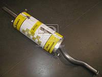 Глушитель ВАЗ 2108, 2109 усиленный (нержавейка сталь) (AL) (пр-во Экрис). Цена с НДС
