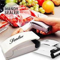 Мини-портативный ручной запайщик пакетов Super Sealer, фото 1