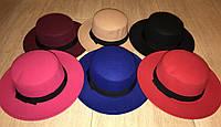 Модные стильные шляпы
