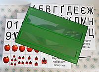 Наборное полотно с карточками в подарочной упаковке