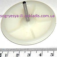 Тарелка пластм.52ммсо штоком 3 мм (без фир.упак) водяного блока колонокNeva-Lux 4510,4511,4513, к.с.0873