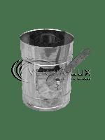 Регулятор тяги из нержавеющей стали Versia-Lux с теплоизоляцией