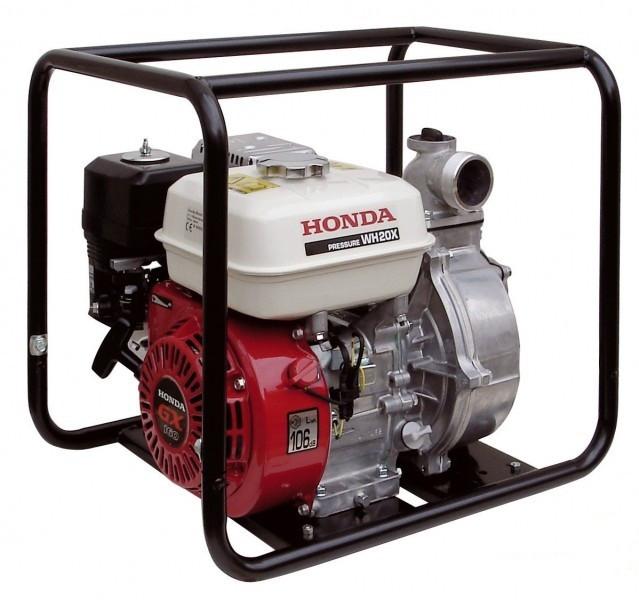 Бензиновая высоконапорная мотопомпа Honda WH20XK2