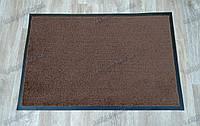 Коврик грязезащитный Элит 60х90см., цвет коричневый