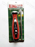Отвертка универсальная King STD KS-1548