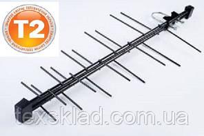 Зовнішня антена DVB-T2 Eurosky H 311-02