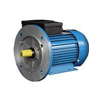 Однофазный электродвигатель асинхронный SY80B2 (1.1кВт, 2800об/мин.)