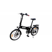 Электровелосипед складной Vega Mobile black (350W-36V)