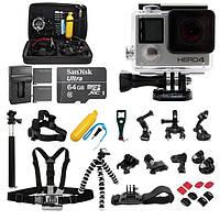 Экшн камеры и аксессуары (Имеется разная техника и аксессуары GoPro в ассортименте, спрашивайте !!!)