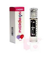 Духи-масло с феромонами Mini Max Cherry 3 - Lancome Miracle