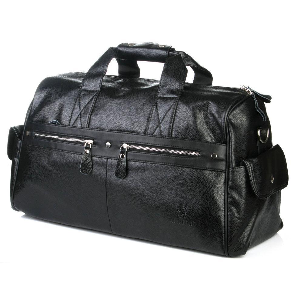 401351b99e87 Дорожная сумка из кожзама Bradford 66243, цена 1 370 грн., купить в ...
