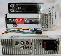 Автомагнитола USB MP3 HS-MP4100 евро-разъем
